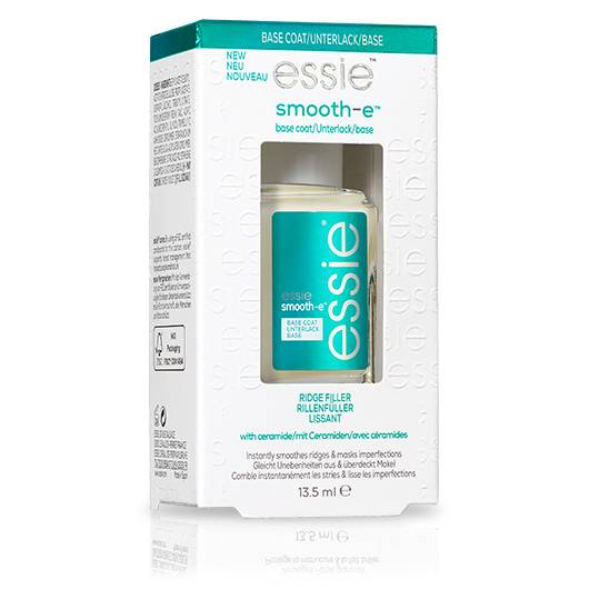 smooth-e - base coat - essie